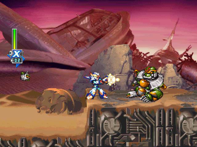 Images of Megaman X6 Cheats - #rock-cafe